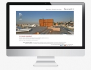 Site web architecte Instant | t