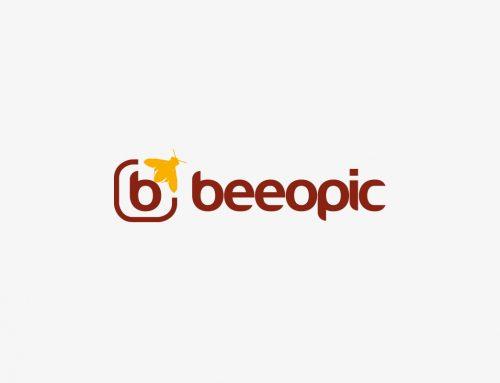 Identité visuelle Beeopic
