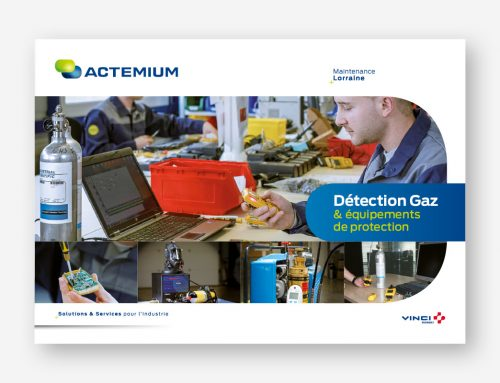 Brochure Actemium Détection Gaz