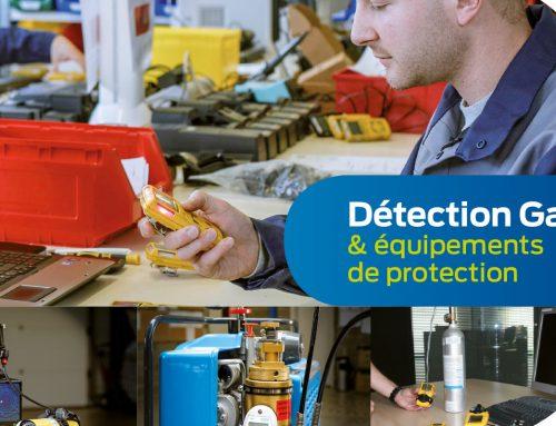 Nouvelle brochure pour Actémium détection gaz