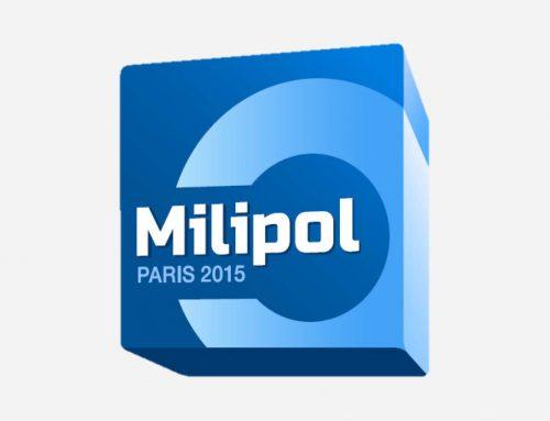 Milipol 19° édition – 17>20 nov. 2015