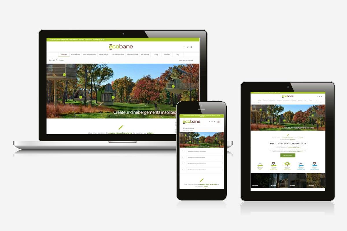 ginsao-Création site internet