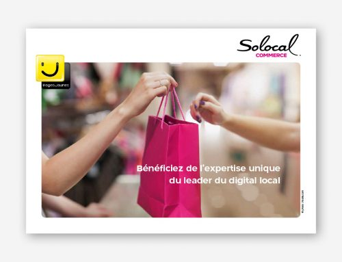 Brochures commerciales Solocal Commerce