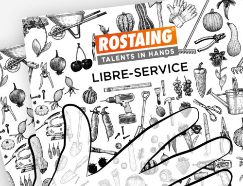 Catalogue Libre Service 2019 Rostaing