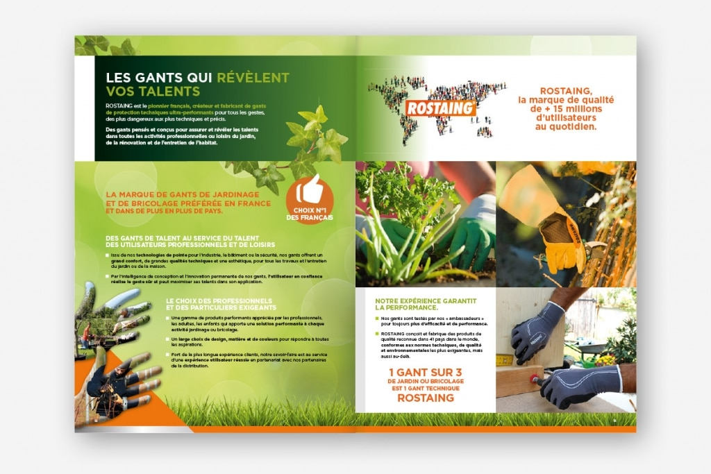 Catalogue jardin Rostaing