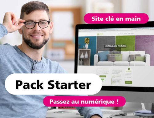 Pack vitrine Starter
